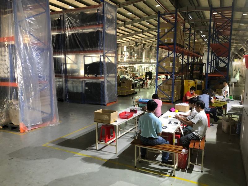 Visit a woman clothing manufacturer