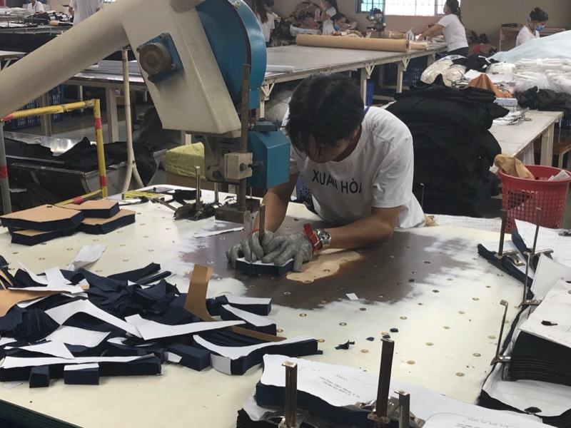 lycra fabric online clothing production factories